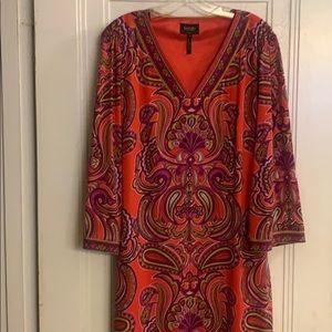 Multi-Colored Dress